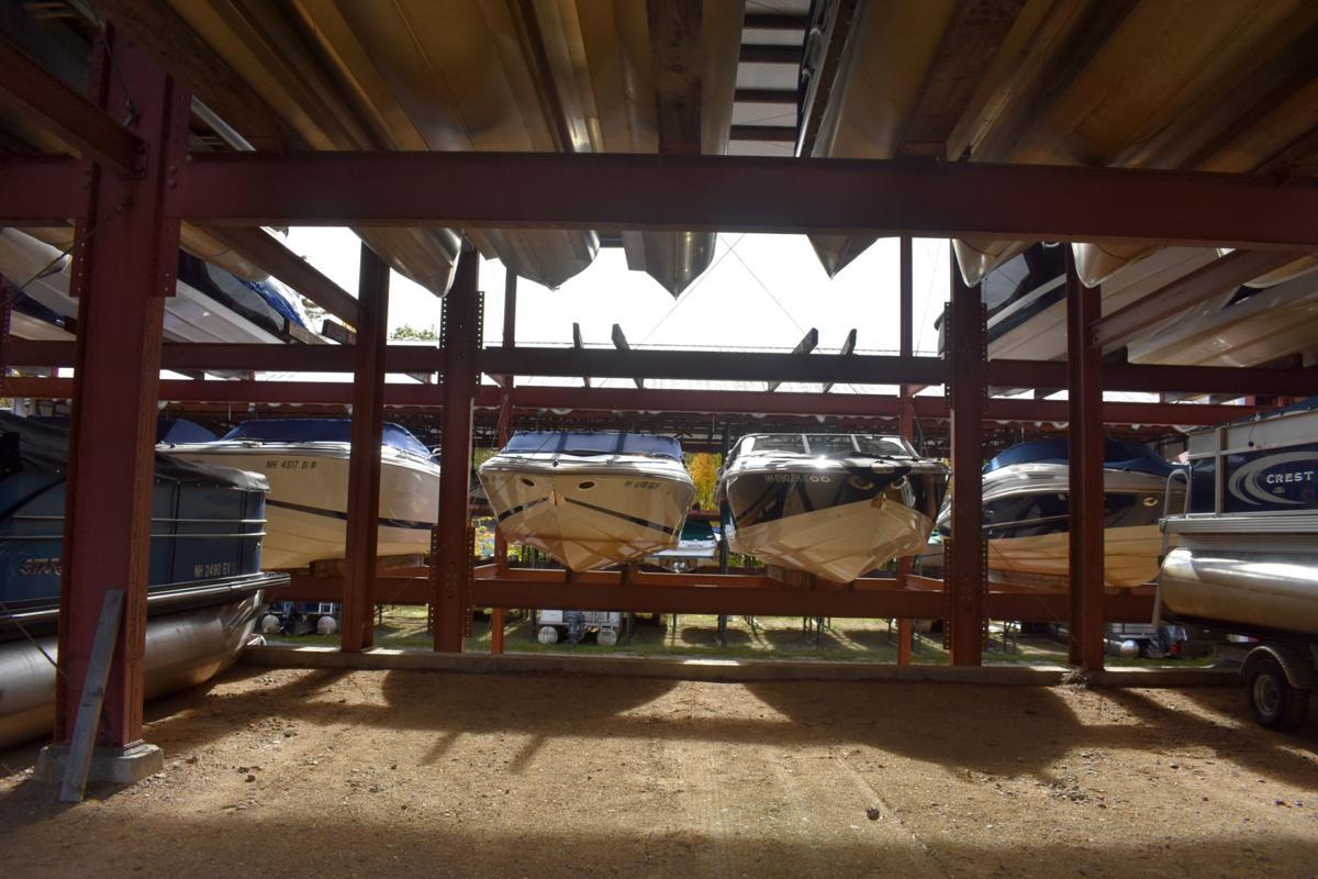 10-12 Boating storage