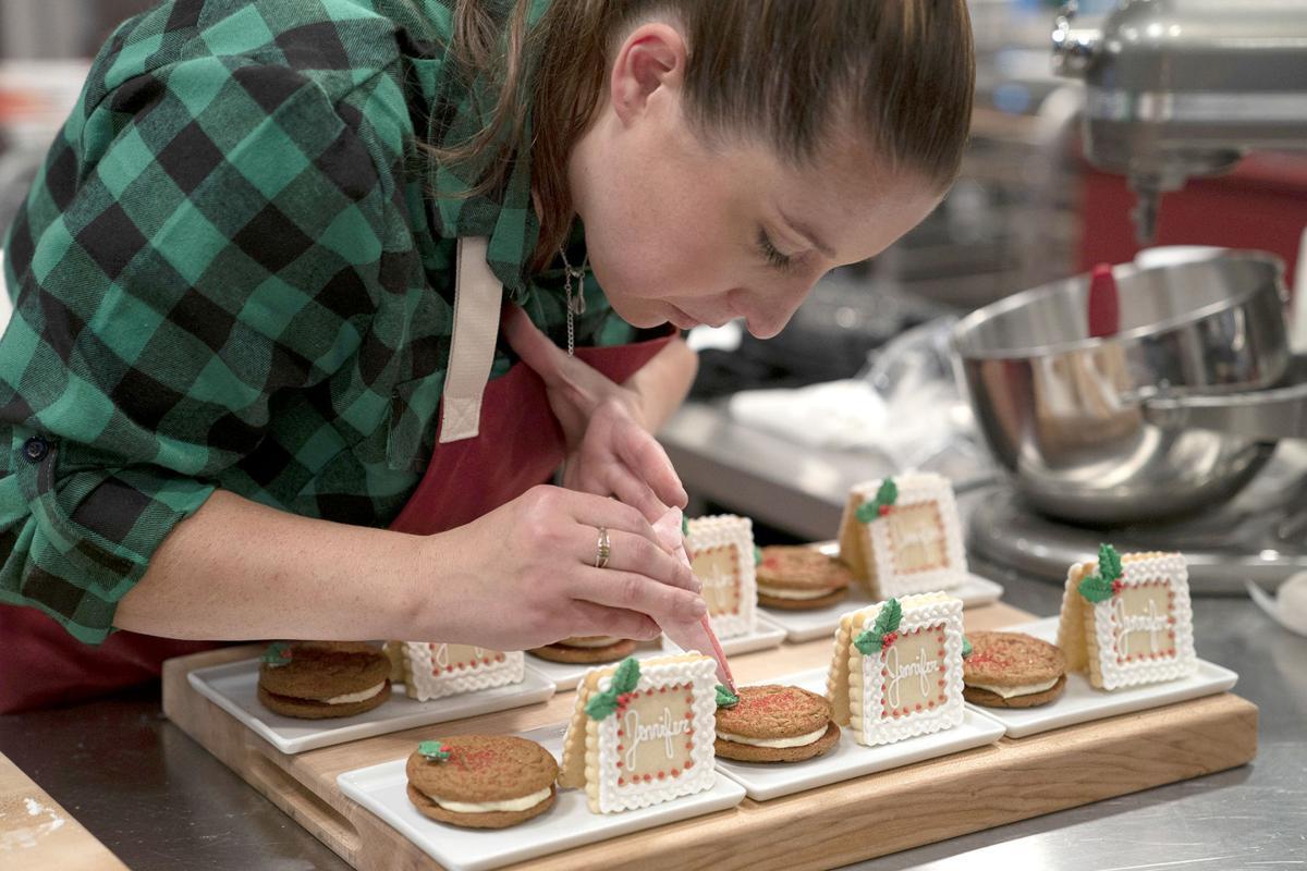 11-2 Jennifer Clifford cookies