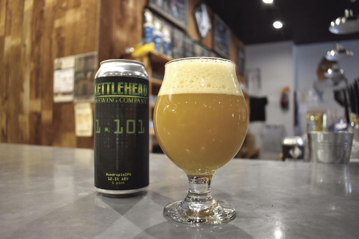 11-01 Kettlehead Anniversary beer
