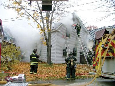 fire explosion destroys home two people and dog escape 477 rh laconiadailysun com