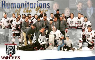NE Wolves Jr team