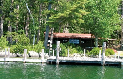 Guernseys, Grist Mill and Summer Camp: Cow Island Has Colorful History