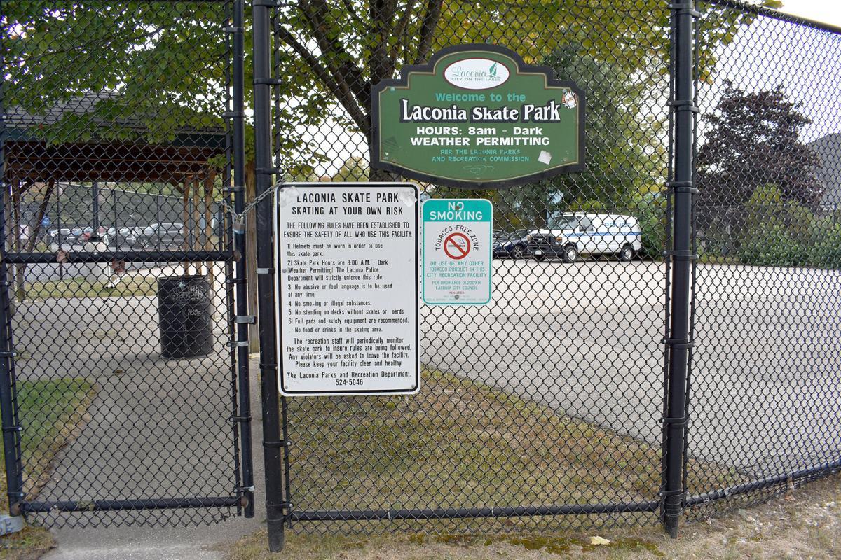 09-23 Old Laconia Skatepark