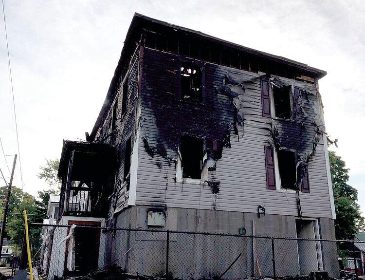 Dyer Street Fire 1