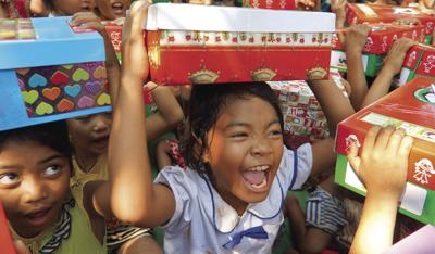 10 24 operation christmas child - Christmas Child