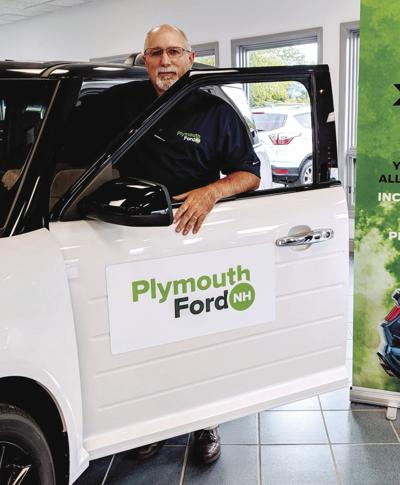Gene Meier at Plymouth Ford