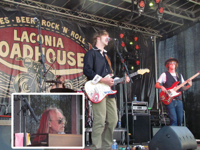 It's the entertainment that counts for Michael Vincent Band