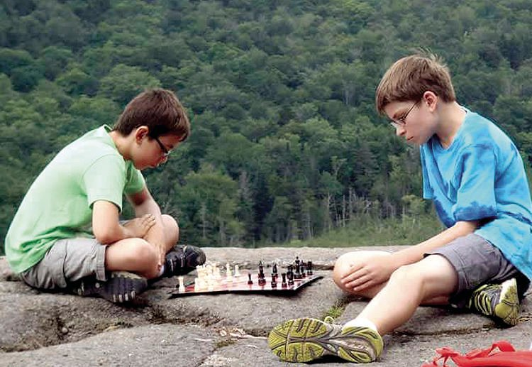 Campers Chess