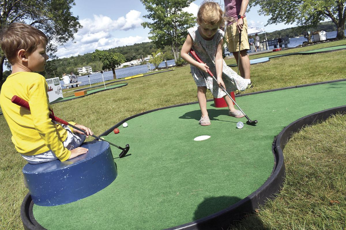 08-14 Skate park mini golf Hazel
