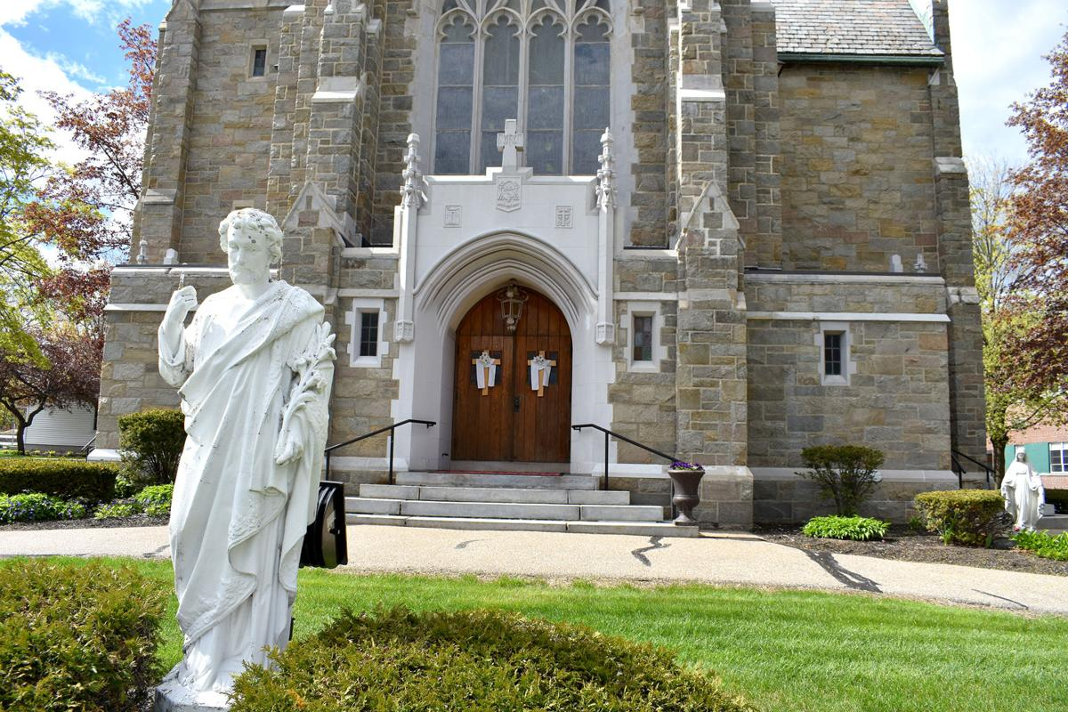 05-17 St. Joseph statue