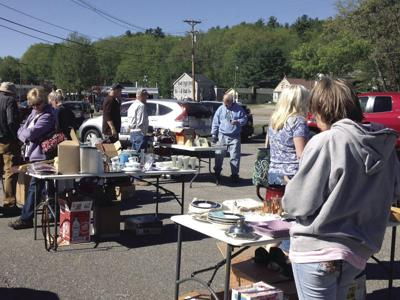 25th annual community yard sale to be held in Meredith May 18