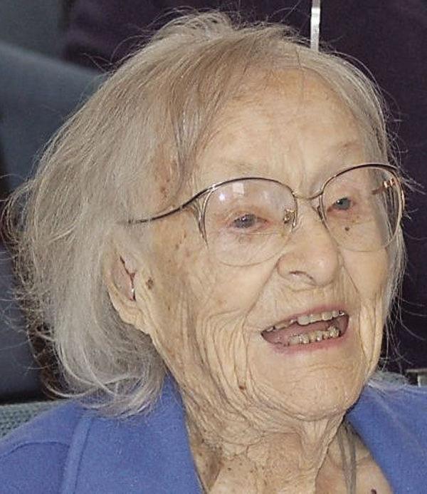 gertrude gilman 103 obituaries