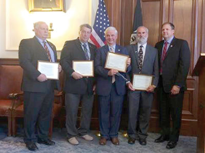 Norton honored for support of bill to increase access to mental health care