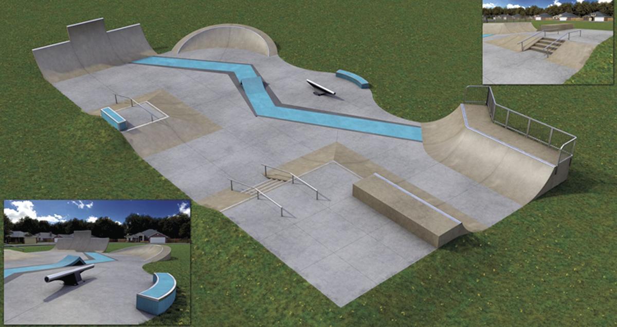Skatepark Concept