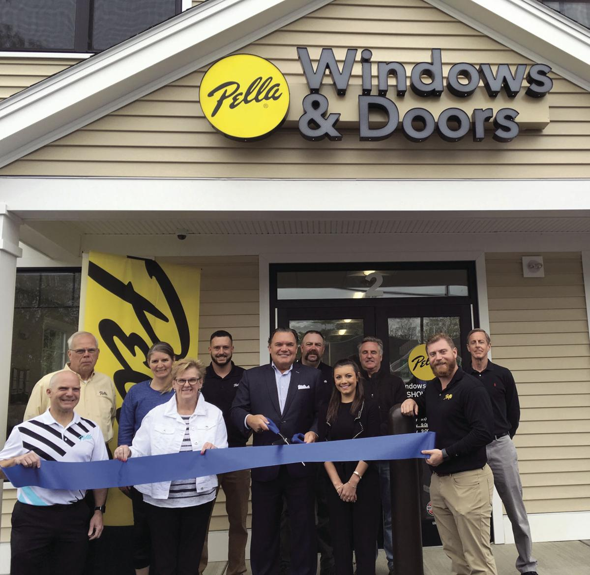 Pella Windows And Doors Opens New Location In Meredith