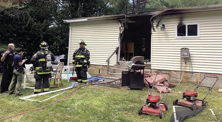 Belmont Fire 2