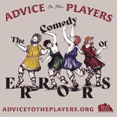 """Comedy of Errors,"""