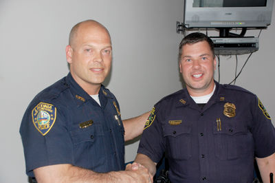 Canfield named city police chief
