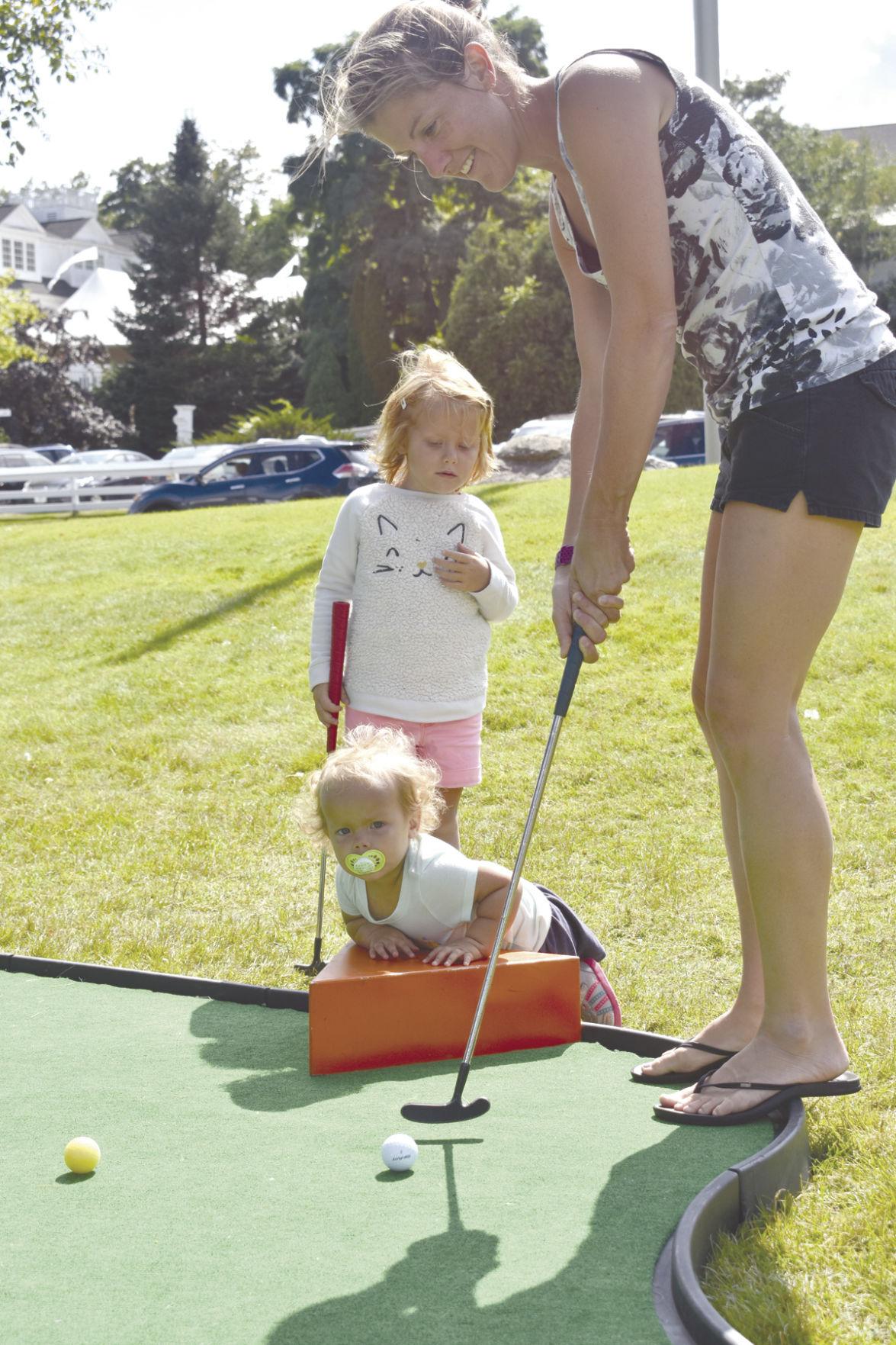08-14 Skate park mini golf Lacey