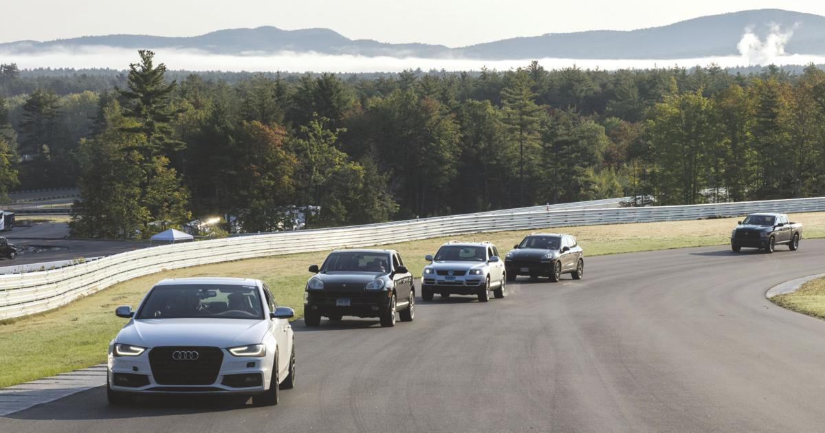 Safe At Speed Car Clubs Offer Driving Instruction On Closed