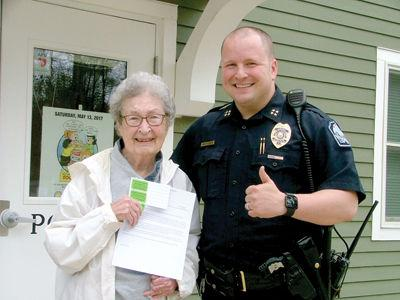 Good Morning Gilmanton program lets police keep in touch