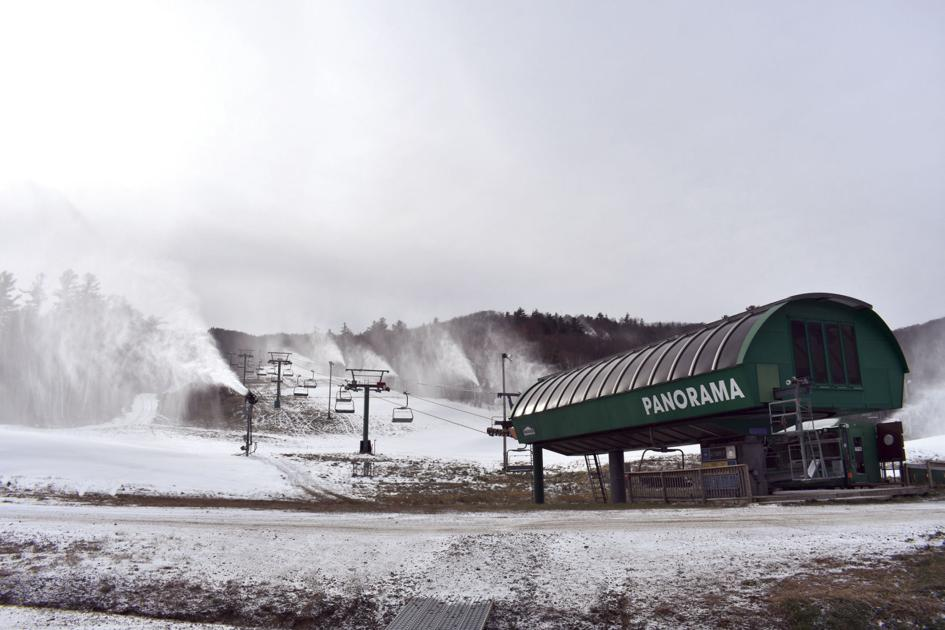 Ski operators are ready for business as snow flies