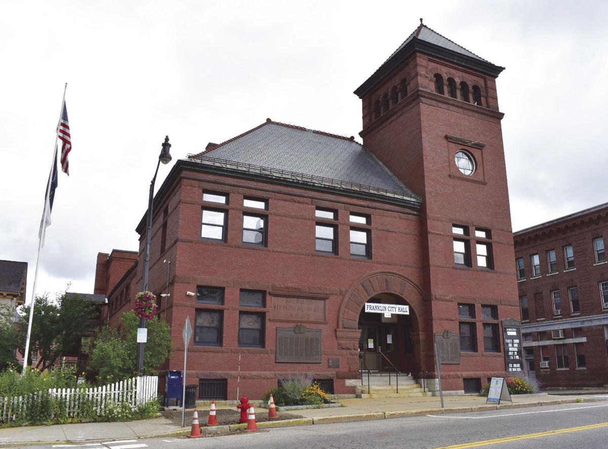 07-28 Franklin City Hall
