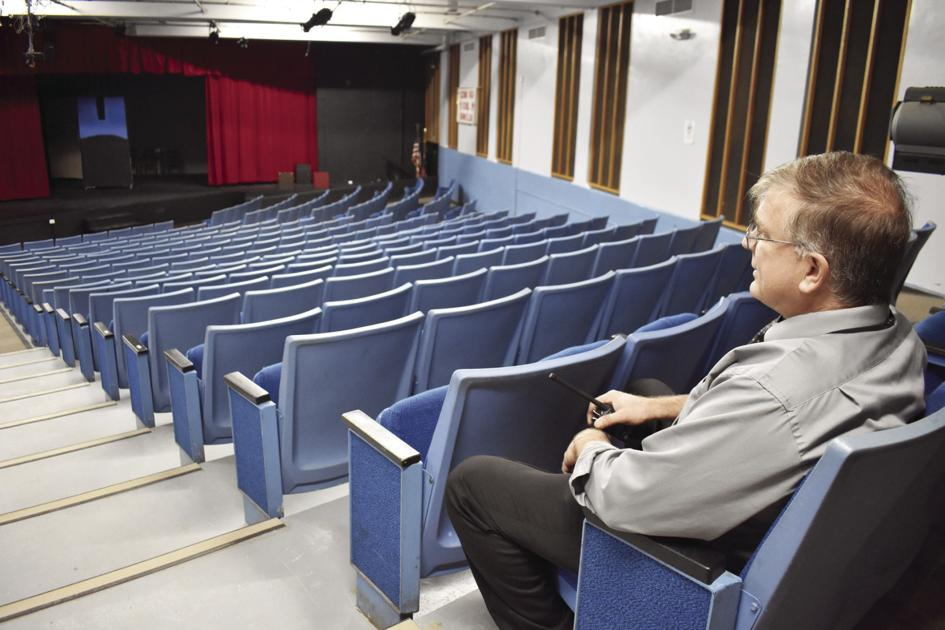 Money approved to upgrade, install new seats in LHS auditorium