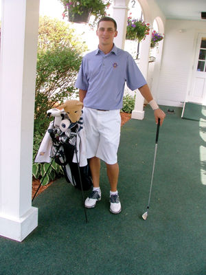 Laconia Country Club's Chris Houston playing for NH Amateur title