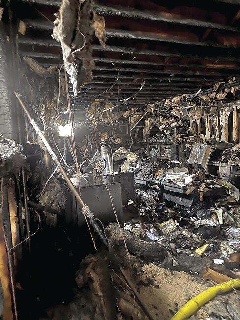 Union Ave Fire-Interior2