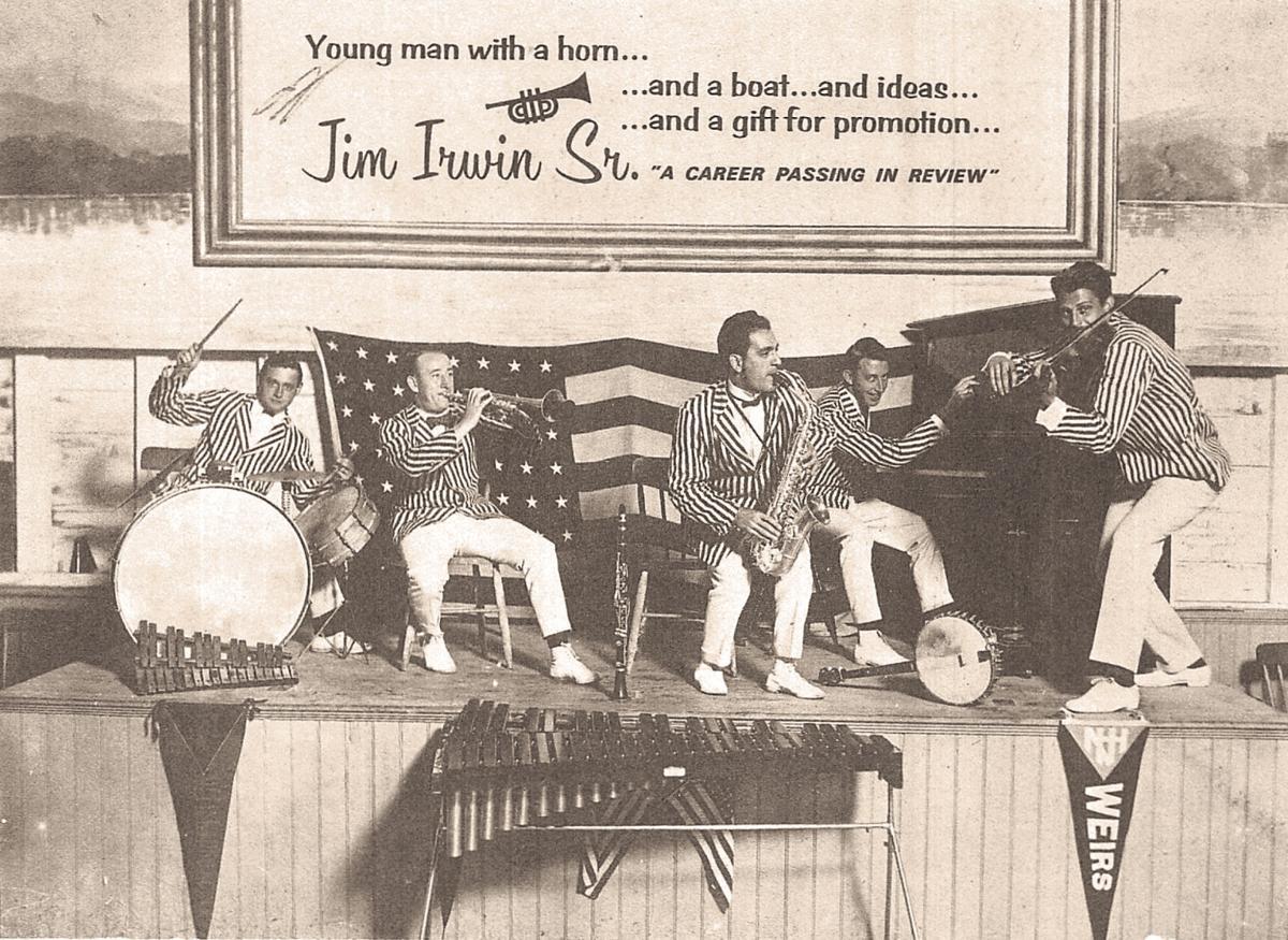 Jim Irwin Sr. trumpet