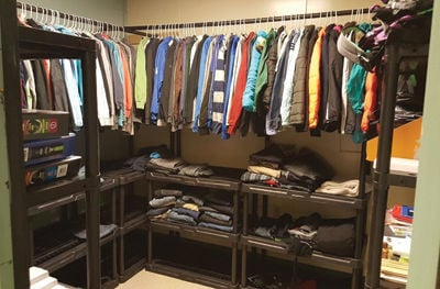 AutoServ Donation Helps Create Clothing Closet At Winnisquam Middle School