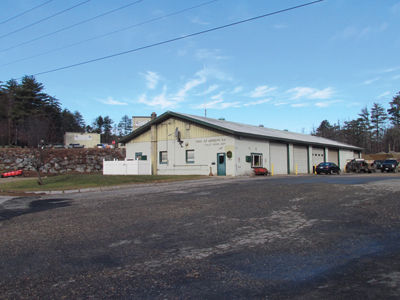 Meredith outlines need for new DPW building