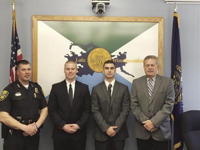 Laconia police hires