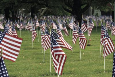 05-25 Field of Flags