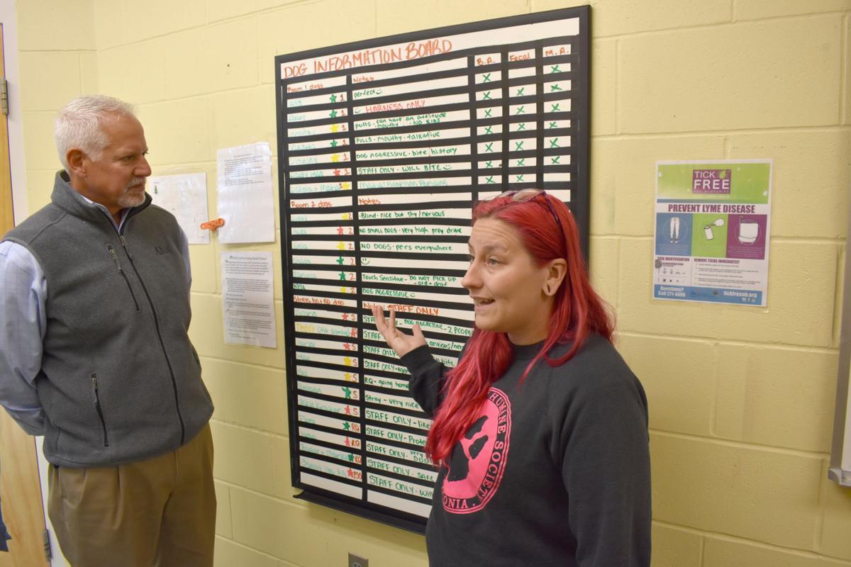 11-06 Humane Nicole and Tony
