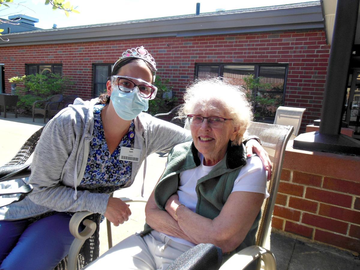 09-25 Nursing Beth and Lorraine