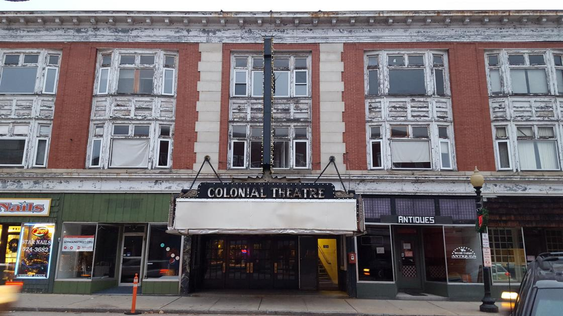 Colonial Theatre, cable TV before City Council Monday