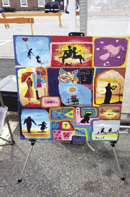 Laconia Multicultural Festival art
