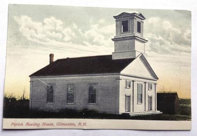 First Baptist Church Gilmanton