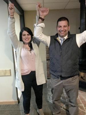 Spagnuolo voted state rep, 967-840