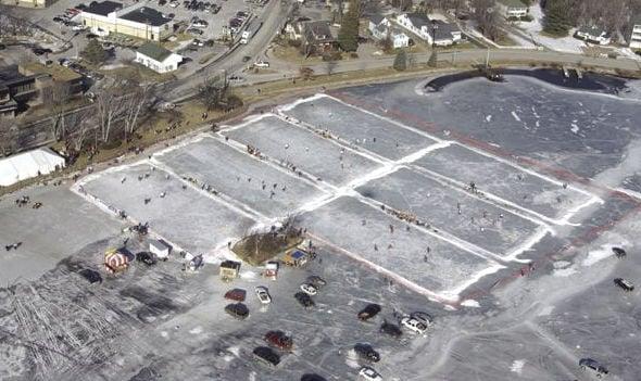 Pond Hockey Classic Reaches A Milestone Local News