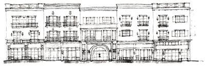 Elm Street Project Sketch