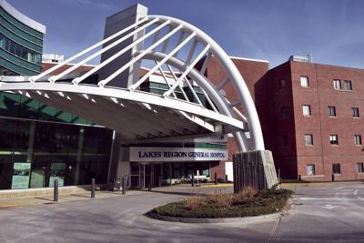 LRGH entrance