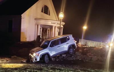 Church Crash