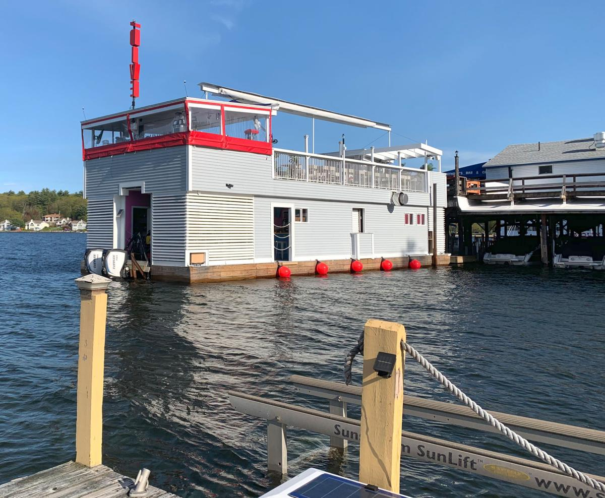 Weirs Beach Dust Up Over Floating Bar