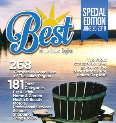 Best of the Lakes Region magazine