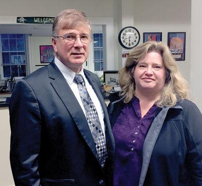 New high school principal named