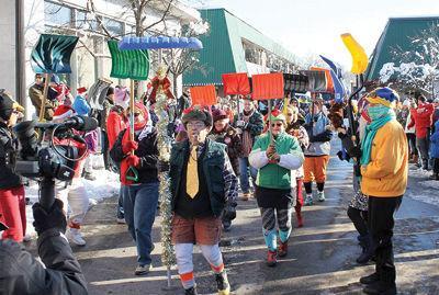 Laconia Christmas Parade 2020 Snow Shovel Brigade returning for annual downtown Christmas parade