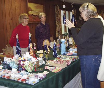 Annual Hope Ministries Holiday Fair Announcements